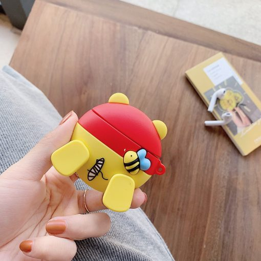 Winnie the Pooh 'Booty' Premium AirPods Pro Case Shock Proof Cover