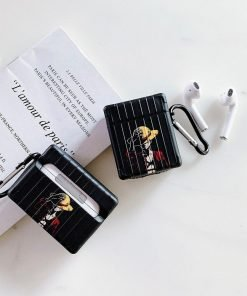 One Piece 'Luffy' Modular AirPods Pro Case Shock Proof Cover