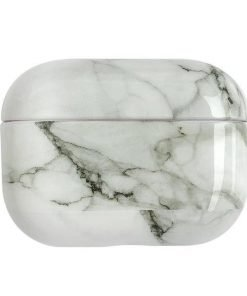 Marble Plastic | TPU AirPods Pro Case Shock Proof Cover