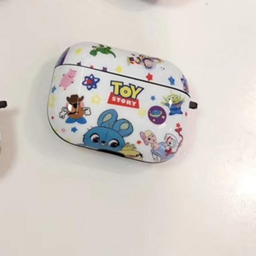 Toy Story 4 AirPods Pro Case Shock Proof Cover
