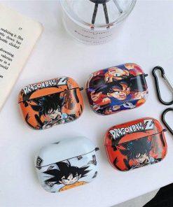 Dragon Ball Z 'Goten' AirPods Pro Case Shock Proof Cover