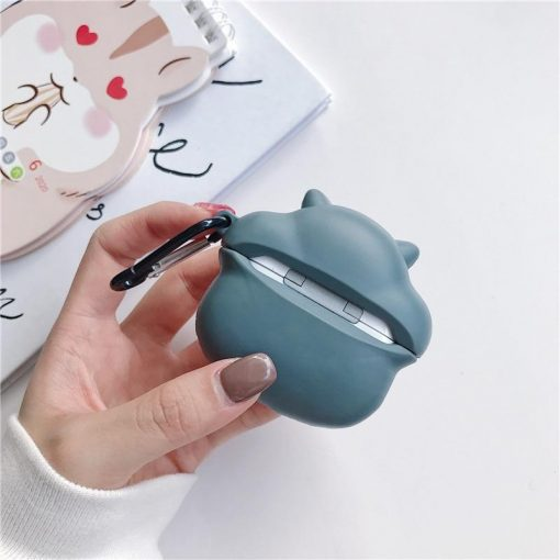 Cute Mouse with Cheese Premium AirPods Pro Case Shock Proof Cover