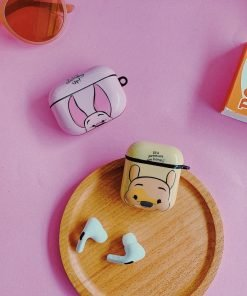 Winnie the Pooh 'Pooh   Peekaboo' AirPods Case Shock Proof Cover