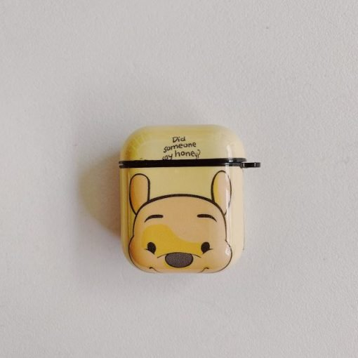 Winnie the Pooh 'Pooh | Peekaboo' AirPods Case Shock Proof Cover