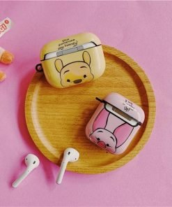 Winnie the Pooh 'Pooh | Peekaboo' AirPods Pro Case Shock Proof Cover