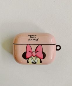 Disney 'Minnie   Peekaboo' AirPods Pro Case Shock Proof Cover