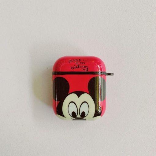 Disney 'Mickey | Peekaboo' AirPods Case Shock Proof Cover