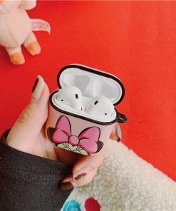 Disney 'Minnie | Peekaboo' AirPods Case Shock Proof Cover