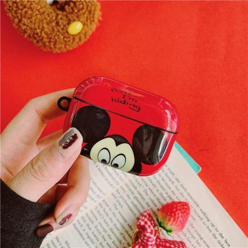 Disney 'Mickey | Peekaboo' AirPods Pro Case Shock Proof Cover