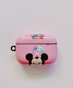 Disney 'Baby Minnie | Toon Time' AirPods Pro Case Shock Proof Cover