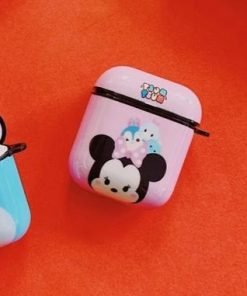 Disney 'Baby Minnie | Toon Time' AirPods Case Shock Proof Cover