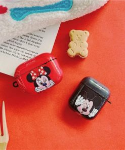 Disney 'Minnie | Winking Kiss' AirPods Pro Case Shock Proof Cover