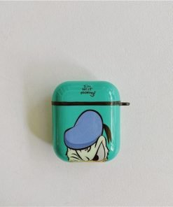 Disney 'Donald | I'm Not Moving' AirPods Case Shock Proof Cover