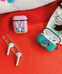 Disney 'Donald | I'm Not Moving' AirPods Pro Case Shock Proof Cover