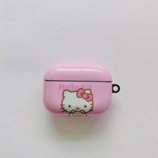 Hello Kitty 'Teddy' AirPods Pro Case Shock Proof Cover
