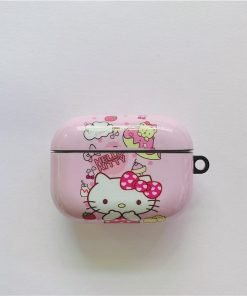 Hello Kitty 'Oops' AirPods Pro Case Shock Proof Cover