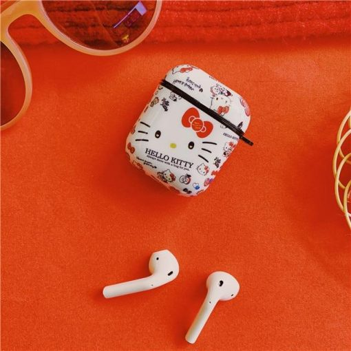 Hello Kitty 'Classic' AirPods Case Shock Proof Cover