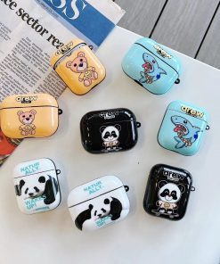 Drew 'Panda | Wake Up' AirPods Pro Case Shock Proof Cover