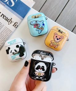 Drew 'Panda' AirPods Case Shock Proof Cover