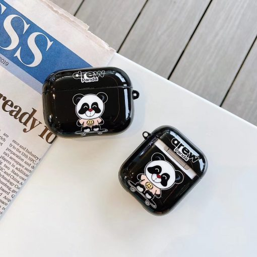 Drew 'Panda' AirPods Pro Case Shock Proof Cover