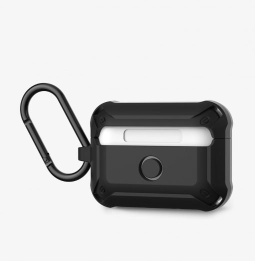 Silicone   Plastic AirPods Pro Case Shock Proof Cover