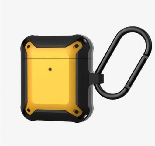 Plastic | Silicone AirPods Case Shock Proof Cover