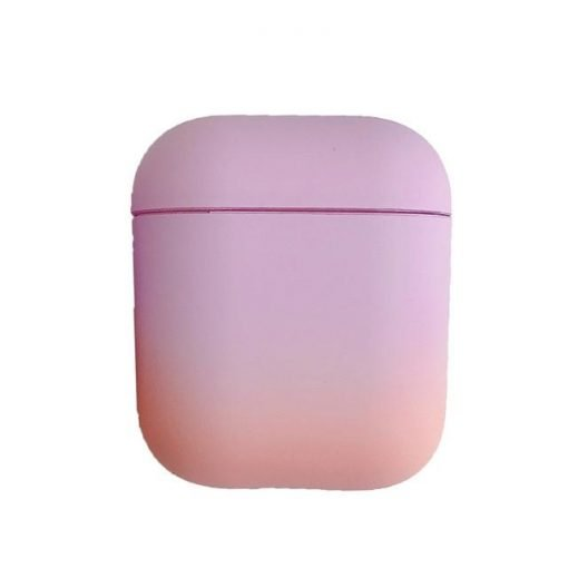 Silicone Fade AirPods Case Shock Proof Cover