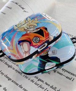 Dragon Ball Z 'Vegeta   Goku' AirPods Pro Case Shock Proof Cover