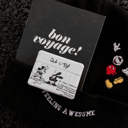 Mickey Mouse 'Furnace | Modular' AirPods Pro Case Shock Proof Cover
