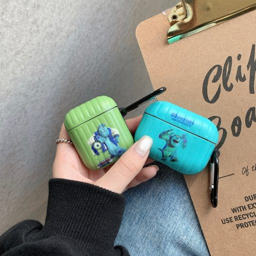 Monsters Inc. 'Monsters U' AirPods Case Shock Proof Cover