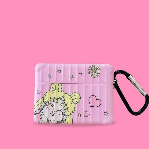 Sailor Moon 'Modular' AirPods Pro Case Shock Proof Cover