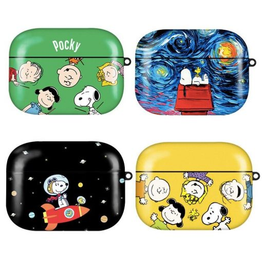 Charlie Brown 'The Gang   Pocky' AirPods Pro Case Shock Proof Cover