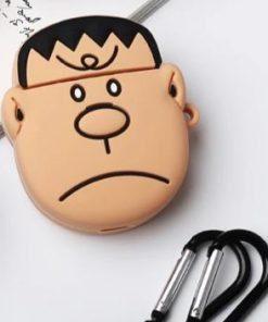 Doraemon 'Takeshi Goda' Premium AirPods Case Shock Proof Cover
