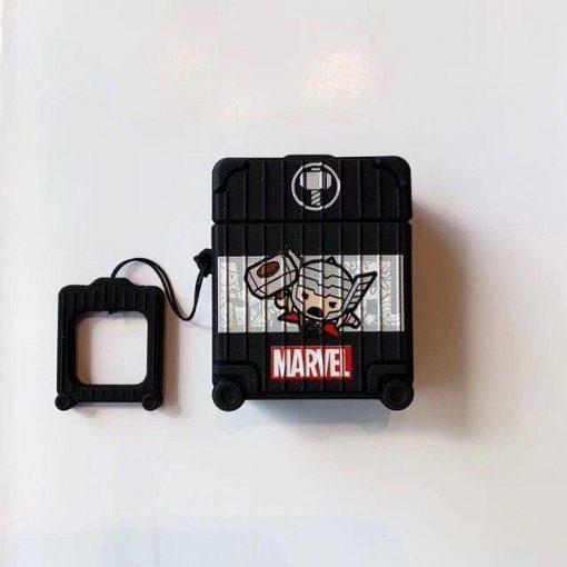 Thor 'Suitcase' Premium AirPods Case Shock Proof Cover