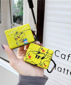Pokemon 'Pikachu | Modular' AirPods Pro Case Shock Proof Cover