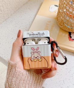 Winnie the Pooh 'Poo   Piglet   Modular' AirPods Case Shock Proof Cover