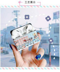 Crayon Shin Chan Modular AirPods Pro Case Shock Proof Cover