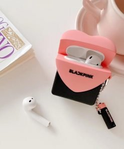 Fashion BlackPink Premium AirPods Case Shock Proof Cover
