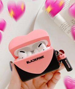 Fashion BlackPink Premium AirPods Pro Case Shock Proof Cover