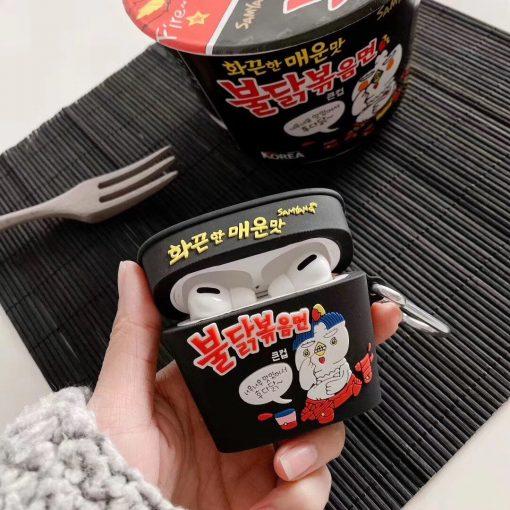 Samyang Instant Noodles Premium AirPods Pro Case Shock Proof Cover