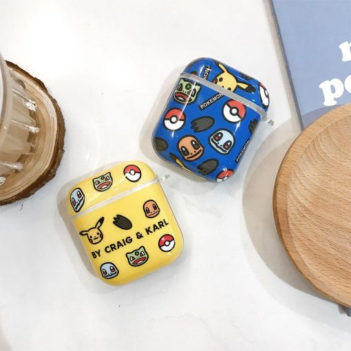 Pokemon 'Doodles' AirPods Case Shock Proof Cover