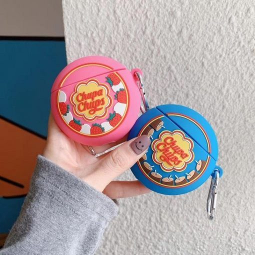 Chupa Lollipop Premium AirPods Case Shock Proof Cover