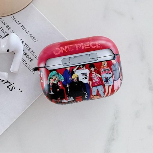 One Piece 'Hangin' AirPods Pro Case Shock Proof Cover