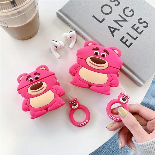 Toy Story 'Standing Lotso' Premium AirPods Pro Case Shock Proof Cover