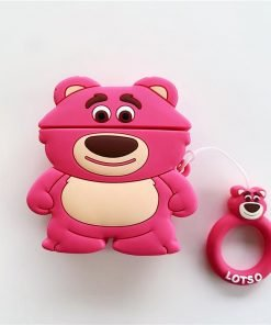 Toy Story 'Standing Lotso' Premium AirPods Case Shock Proof Cover