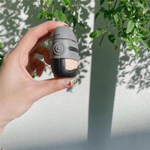 RoboCop Premium AirPods Case Shock Proof Cover