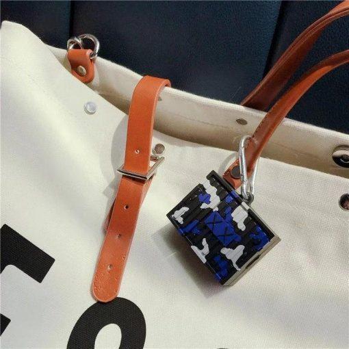 KAWS 'Camo | Modular' AirPods Case Shock Proof Cover
