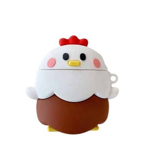 Chicken 'What Came First' Premium AirPods Case Shock Proof Cover