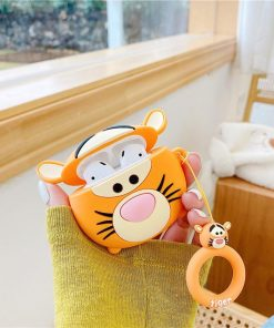 Baby Tigger Premium AirPods Case Shock Proof Cover