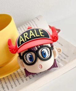 Arale Norimaki 'Red Hat' Premium AirPods Case Shock Proof Cover